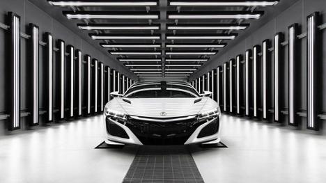 2017 NSX at Acura Pickering