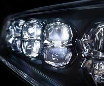 RLX Headlight