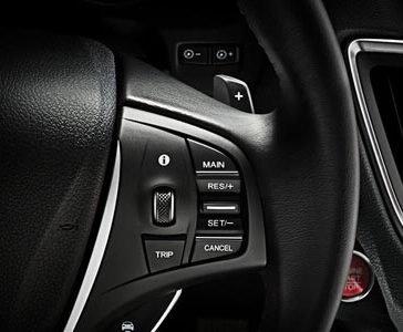 TLX Steering Wheel