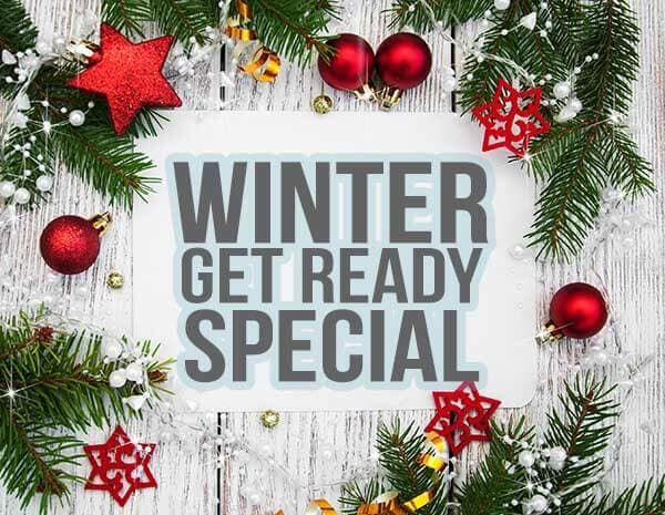 Winter Get Ready Special