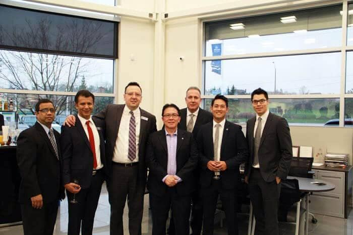 Acura Pickering Grand Opening at new location