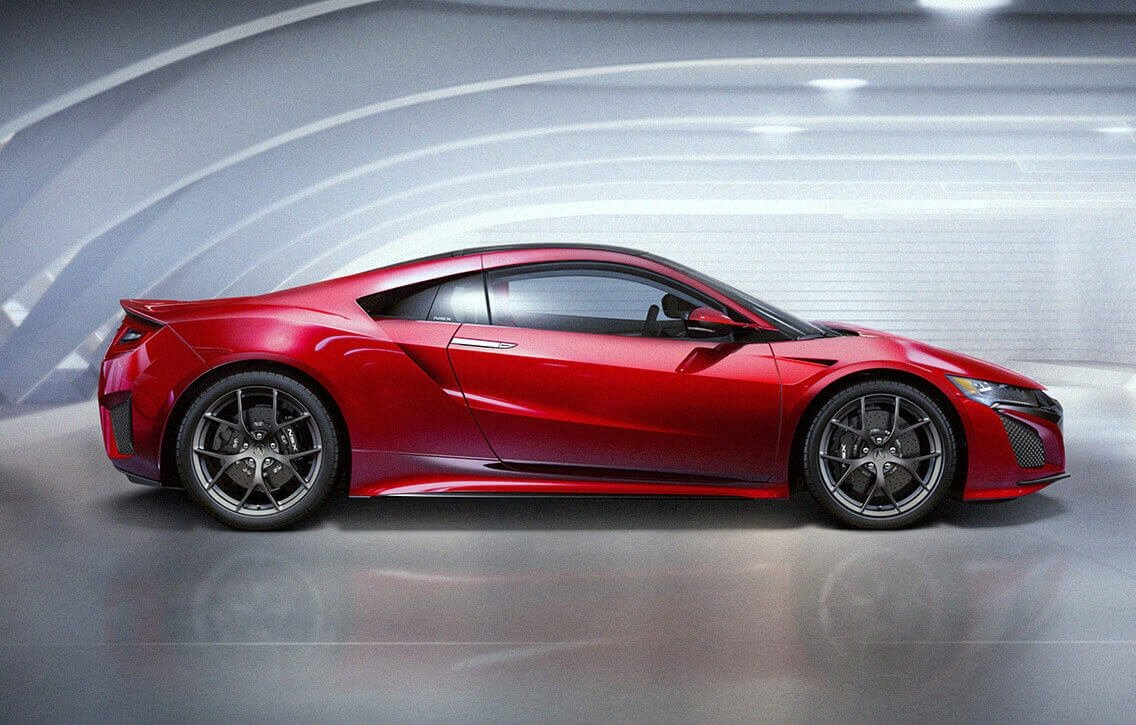 2017 Acura NSX Images