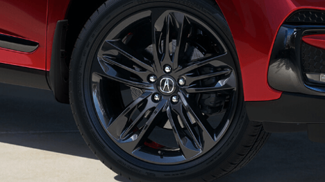 Change your tires at Acura Pickering