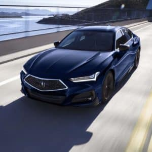 2021 Acura TLX available at Acura Pickering