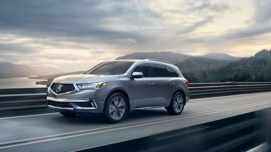 Acura 2020 MDX towing capabilities at Acura Pickering