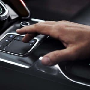 touchpad in the 2021 Acura TLX available at Acura Pickering