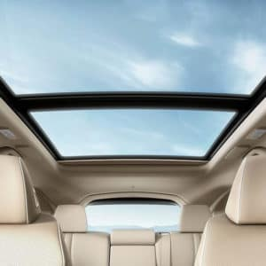 2021 Acura RDX Panoramic Moonroof available at Acura Pickering