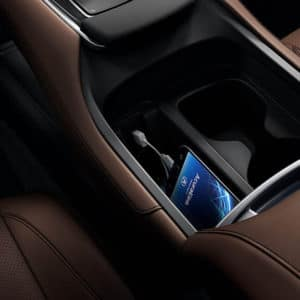 2021 Acura RDX Interior Smartphone available at Acura Pickering