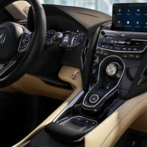 2021 Acura RDX Centre Console available at Acura Pickering
