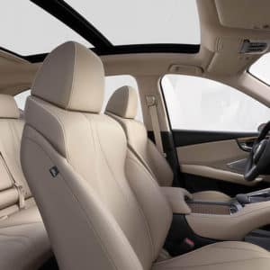 2021 Acura RDX Interior available at Acura Pickering