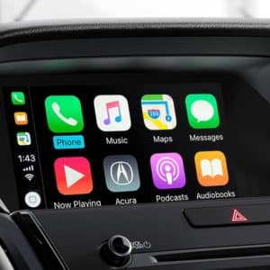 2020 Acura ILX Apple CarPlay - Acura Pickering
