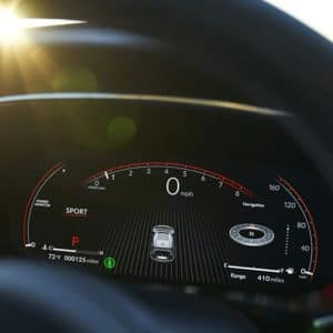 2022 Acura MDX Digital Dash - Acura Pickering