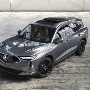 2022 Acura MDX Panoramic Moonroof - Acura Pickering