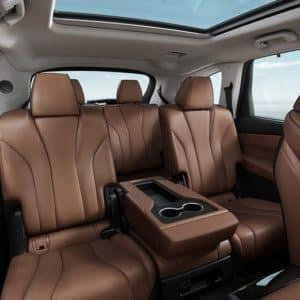 2022 Acura MDX Rear Seats - Acura Pickering