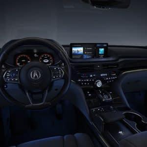 2022 Acura MDX Ambient Lighting - Acura Pickering