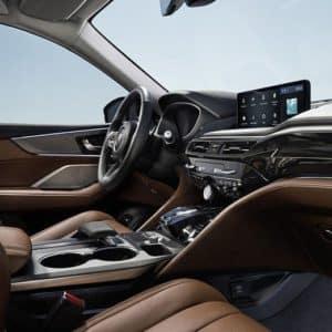 2022 Acura MDX Interior - Acura Pickering