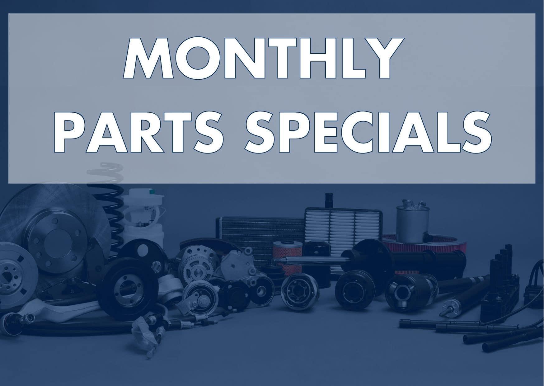 PartsSpecials