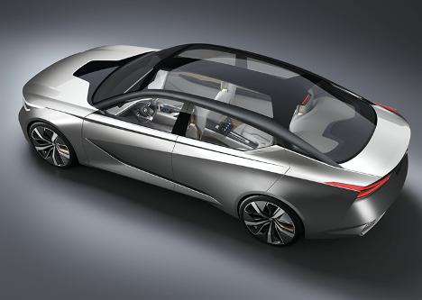 Exterior Nissan Vmotion 2.0 Concept Agincourt Nissan