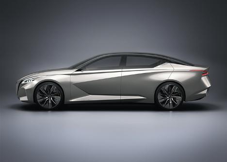 Nissan Vmotion 2.0 Concept Agincourt Nissan