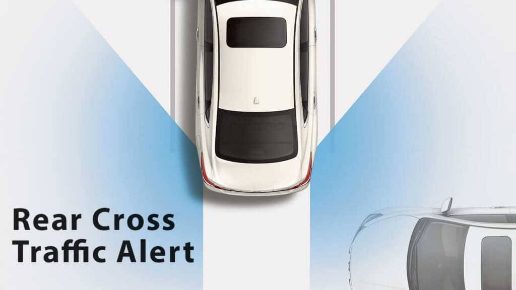 Rear Cross Traffic Alert