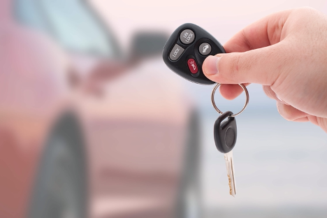 vehicle keys oil changes at Agincourt Nissan
