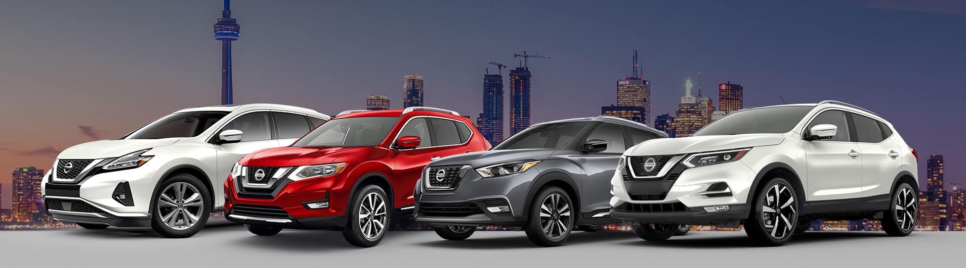 2021 & 2020 Nissan new models at Agincourt Nissan