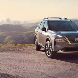 2021 Nissan Rogue at Agincourt Nissan