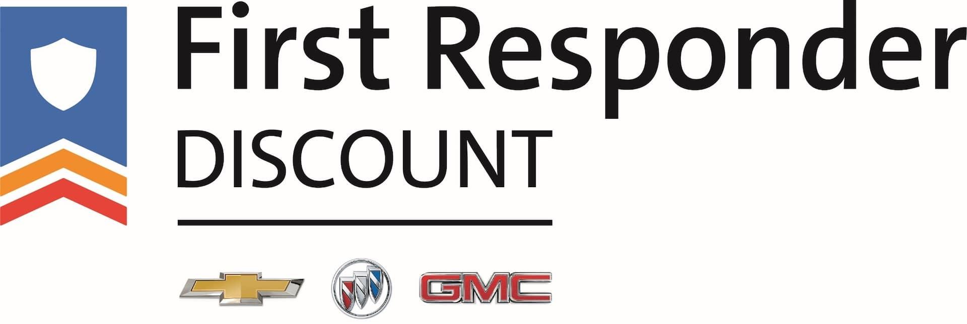 gm first responder logo