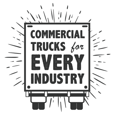 Commercial truck for every industry