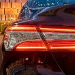 New Toyota Camry Taillight and Safety Sense- Andrew Toyota, Milwaukee, WI