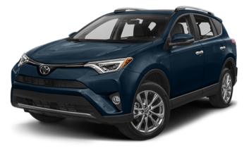 New 2018 RAV4 Gas