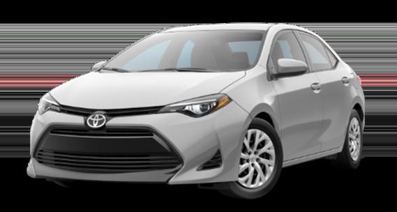 Toyota Corolla in Silver Metallic- Andrew Toyota, Milwaukee, WI