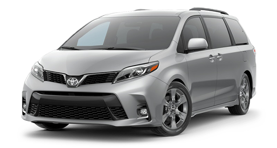 2018 Toyota Sienna Model