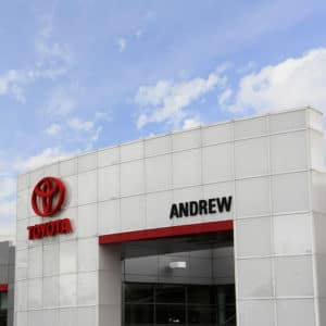 Visit Andrew Toyota at 1620 West Silver Spring Drive in Milwaukee, WI 53209