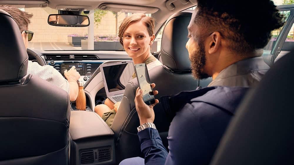 2019 Toyota Camry Road Trip Essentials