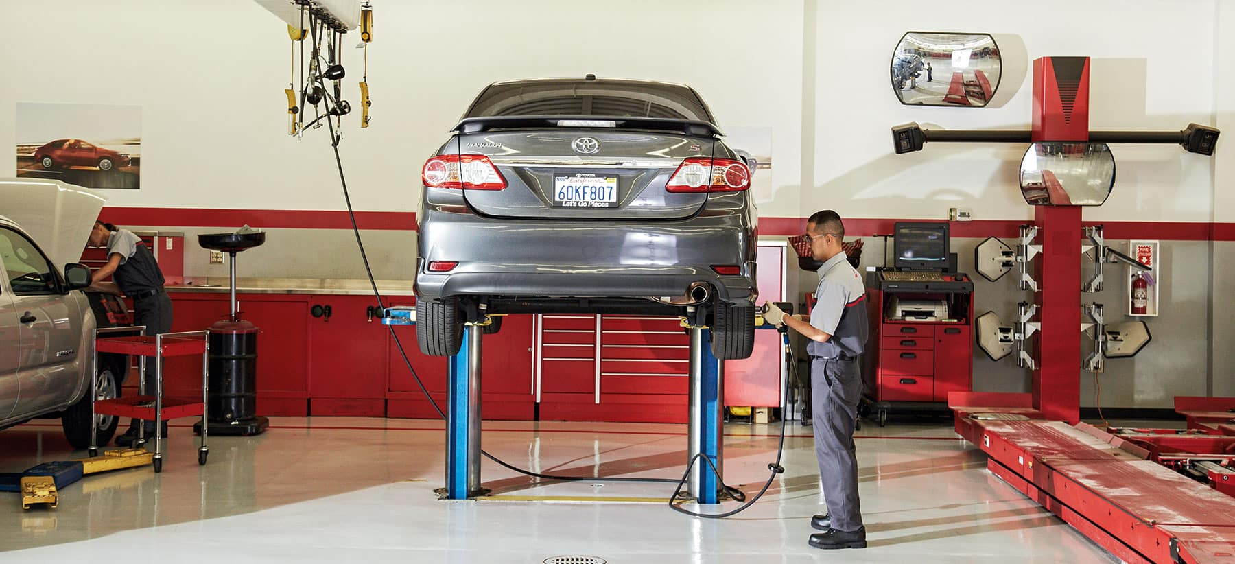 Enjoy the benefits of Andrew Care when you purchase an eligible used vehicle at Milwaukee's Andrew Toyota in Glendale.