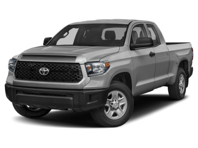 2020 Toyota Tundra in silver
