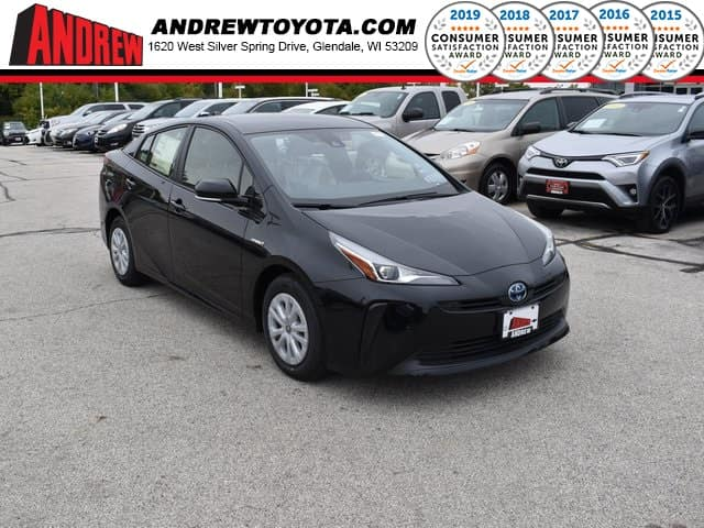 New 2019 Toyota Prius LE FWD 5D Hatchback