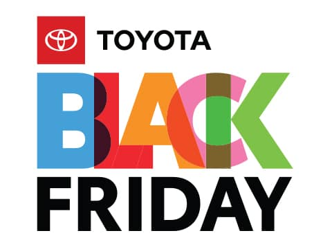 Toyota Black Friday SUV savings are HUGE. Click on the image to view all the deals.