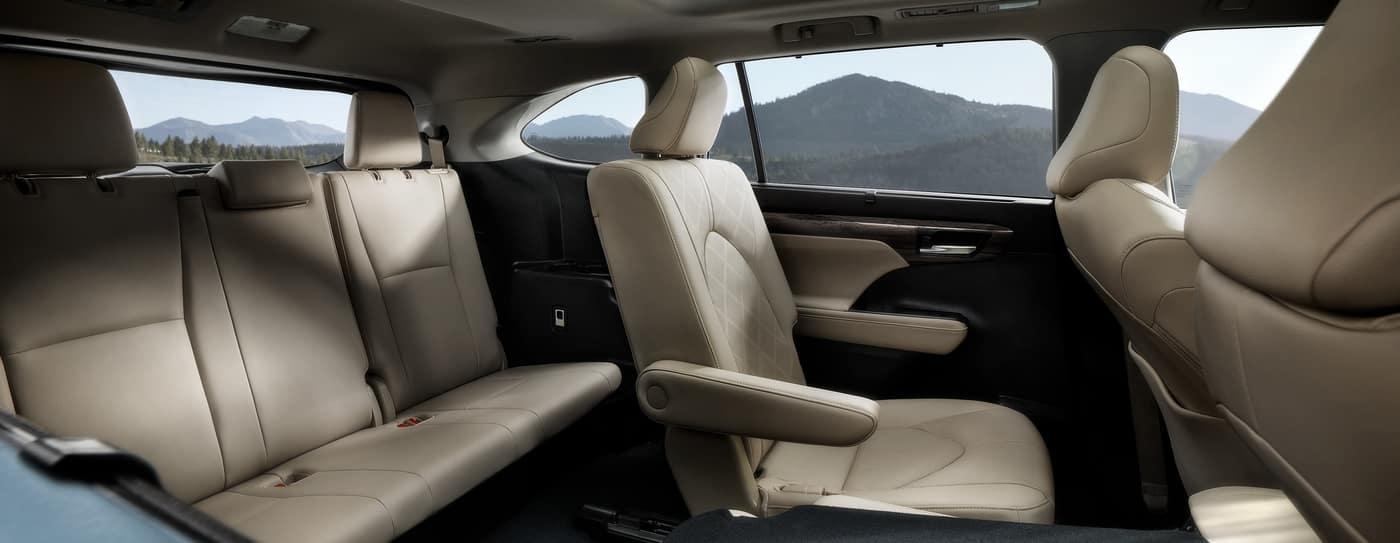2021 toyota highlander interior | andrew toyota