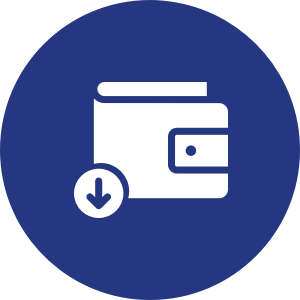Low Down Payments Icon