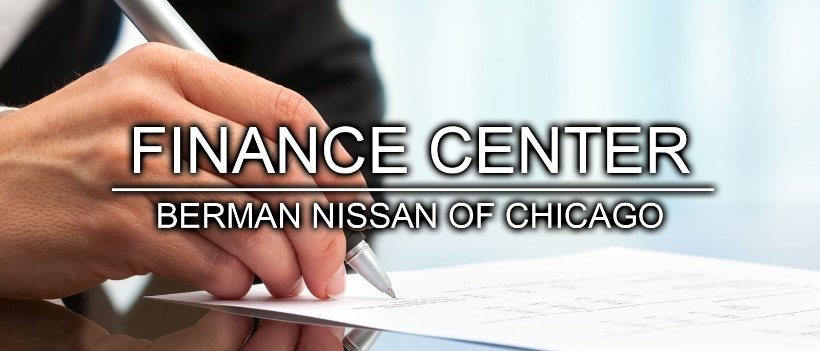 Berman Nissan of Chicago Finance Center