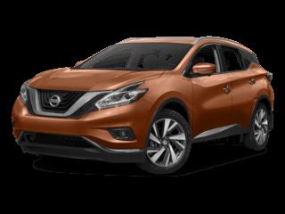 New 2018 Nissan Murano S FWD