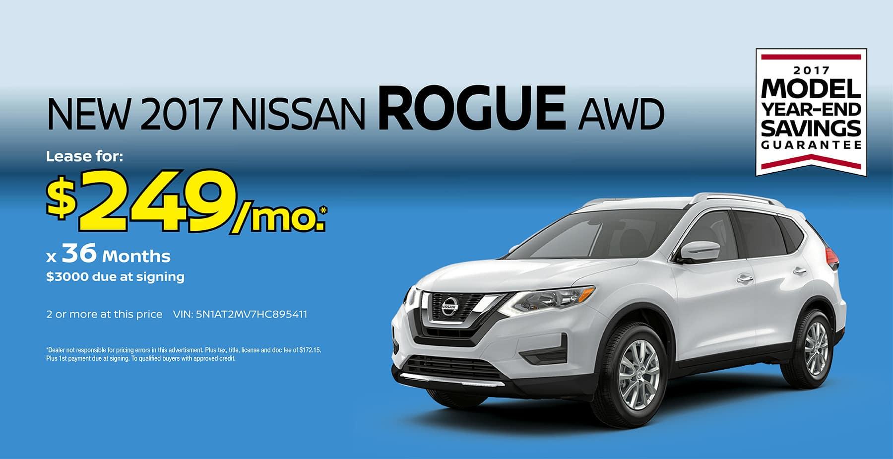 Nissan Rogue Lease Deals Chicago – Lamoureph Blog