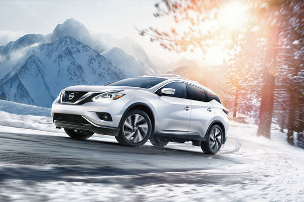 2018 Nissan Murano Pricing & Trims