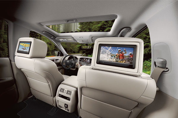 2018 Nissan Pathfinder Technology