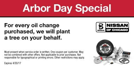 Arbor day coupon code