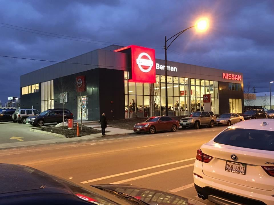 Berman Nissan of Chicago Grand Opening;
