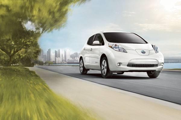 2017 Nissan Leaf Quiet Ride
