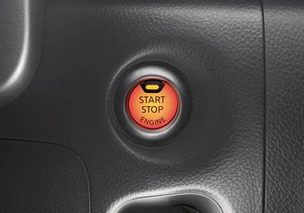 2017 Nissan Sentra Intelligent Key